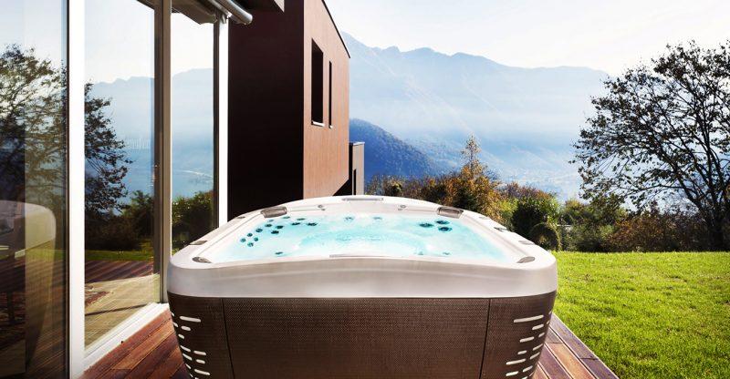 indoor portable hot tub