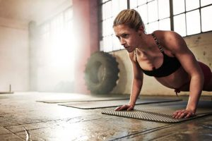 bodyweight and burn extra calories
