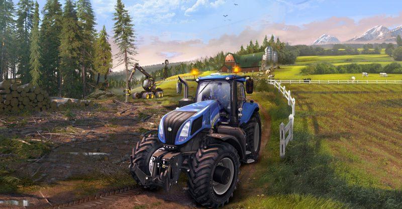 Gallery from Top Games Farming Simulator 17 Place @KoolGadgetz.com