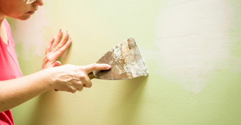 drywall repair cranston