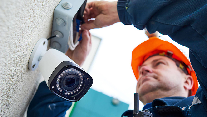 Installations of Best Security Cameras