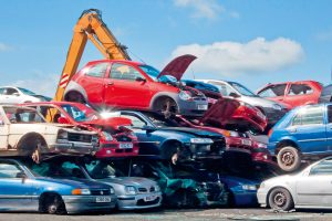 Auto Scrappers Old Car Recycling